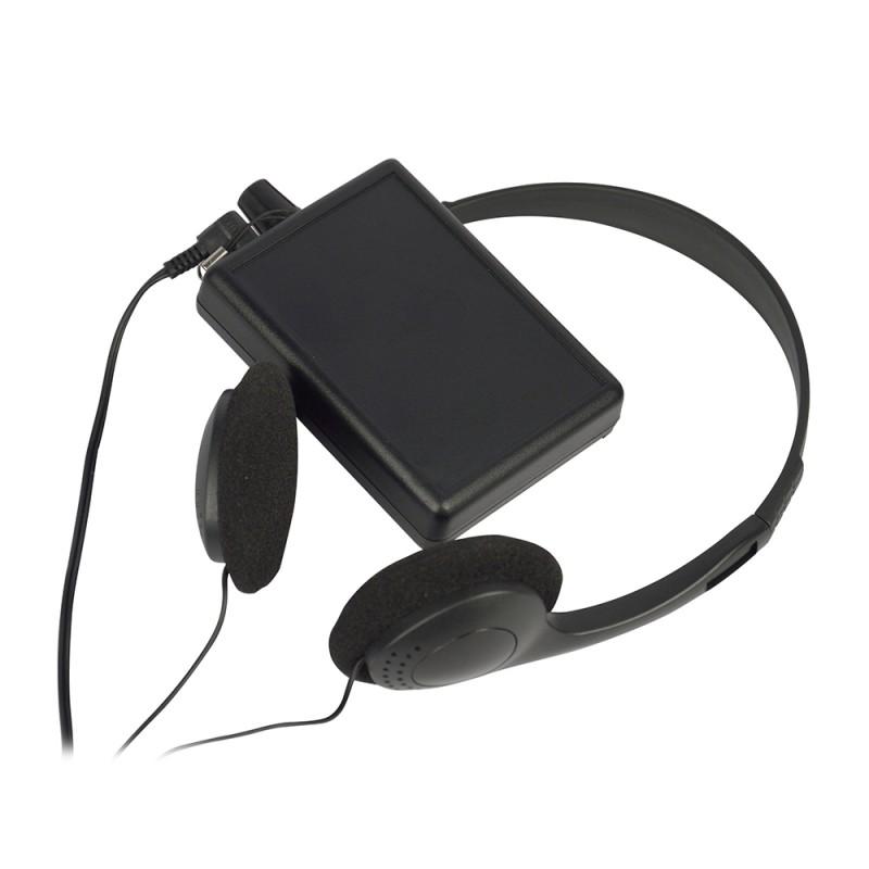 Hearing aid simulator for test loop amplifier - HitMusicItalia